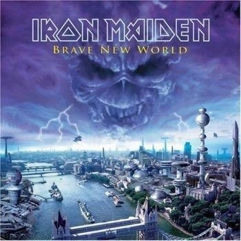 IRON MAIDEN: BRAVE NEW WORLD (CD)
