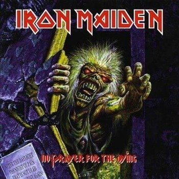 IRON MAIDEN: NO PRAYER FOR THE DYING (CD)