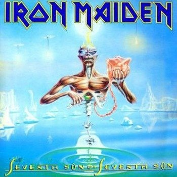 IRON MAIDEN: SEVENTH SON OF A SEVENTH SON (LP VINYL)