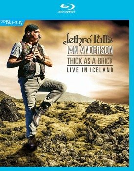 JETHRO TULL / IAN ANDERSON: THICK AS A BRICK - LIVE IN ICELAND (BLU-RAY)