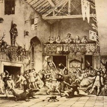 JETHRO TULL: MINSTREL IN THE GALLERY (CD) REMASTER