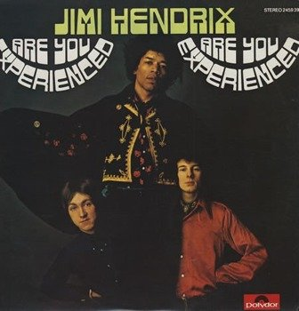 JIMI HENDRIX: ARE YOU EXPERIENCED (CD)