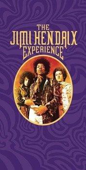 JIMI HENDRIX EXPERIENCE: DELUXE 4CD BOX SET (4CD)