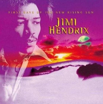 JIMI HENDRIX: FIRST RAYS OF THE NEW (LP WINYL)