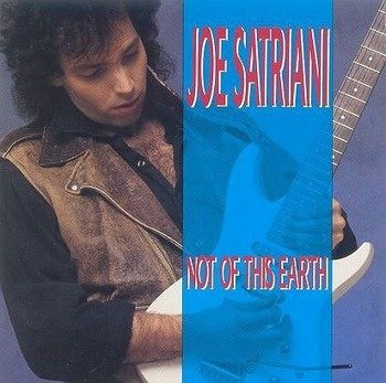 JOE SATRIANI : NOT OF THIS EARTH (CD)