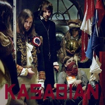 KASABIAN : WEST RYDER PAUPER LUNATIC ASYLUM (CD)