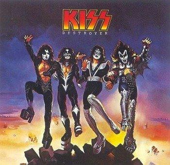 KISS: DESTROYER (WERSJA ZREMASTEROWANA (CD)