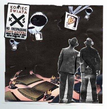 KONIEC ŚWIATA: KINO MOCKBA (CD)