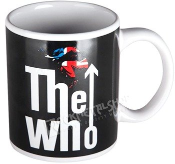 Kubek THE WHO - LEAP LOGO