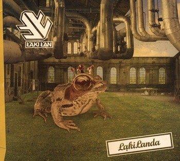ŁĄKI ŁAN : ŁĄKI ŁANDA (CD)