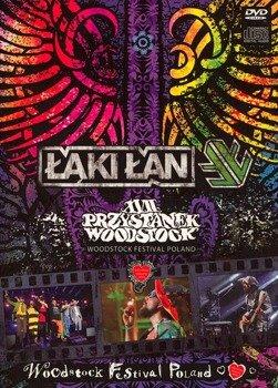 ŁĄKI ŁAN : XVII PRZYSTANEK WOODSTOCK (DVD+CD)