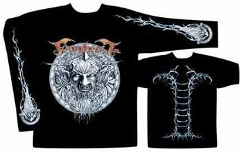 Longsleeve  FINNTROLL - LIGHT INTO DARKNESS