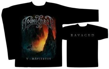 Longsleeve  MOONSORROW - HAVITETTY (ST1021)
