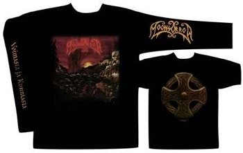 Longsleeve  MOONSORROW - OF STRENGTH - HONOUR  (St883)