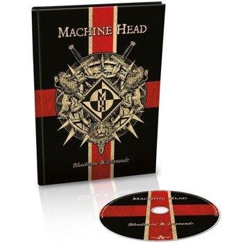 MACHINE HEAD: BLOODSTONE & DIAMONDS (CD) LIMITED DIGIBOOK