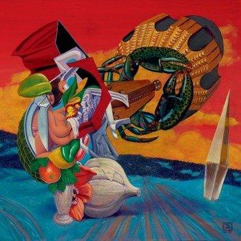 MARS VOLTA: OCTAHEDRON (POLSKA CENA!!) (CD)