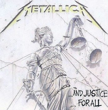 METALLICA: ...AND JUSTICE FOR ALL (CD)