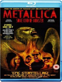 METALLICA: SOME KIND OF MONSTER (BLU-RAY)