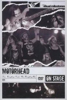 MOTORHEAD: MOTORHEAD LIVE EVERYTHING LOUDER THAN EVERYTHING ELSE (DVD)