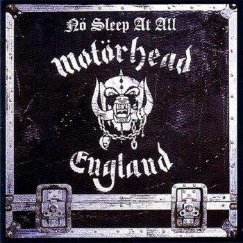 MOTORHEAD: NO SLEEP AT ALL (CD)