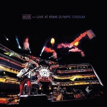 MUSE: LIVE AT ROME OLYMPIC STADIUM (CD+DVD)