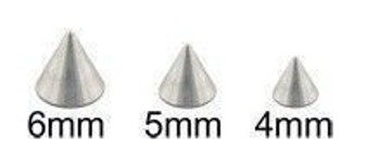 NAKRęTKA KOLEC 5x5mm gwint 1,6mm