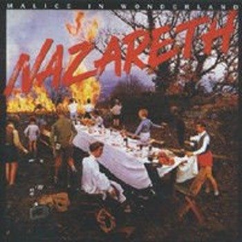 NAZARETH: MALICE IN WONDERLAND (LP VINYL)