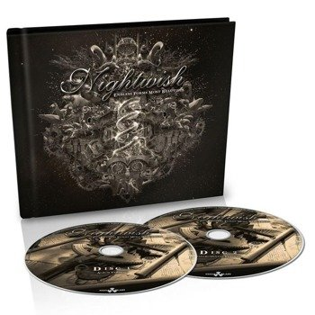 NIGHTWISH: ENDLESS FORMS MOST BEAUTIFUL (2CD) DIGIBOOK