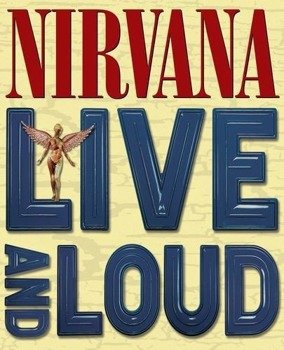NIRVANA: LIVE AND LOUD (DVD)
