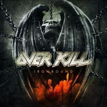 OVER KILL: IRONBOUND (CD)