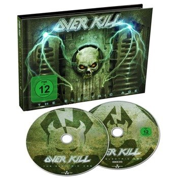 OVERKILL: THE ELECTRIC AGE (CD+DVD) MEDIABOOK