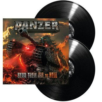 PANZER: SEND THEM ALL TO HELL (2LP VINYL)