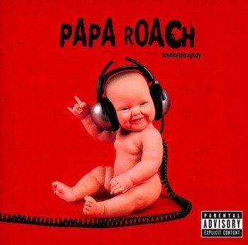PAPA ROACH: LOVEHATETRAGEDY (CD)