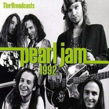 PEARL JAM: BROADCAST 1992 (CD)