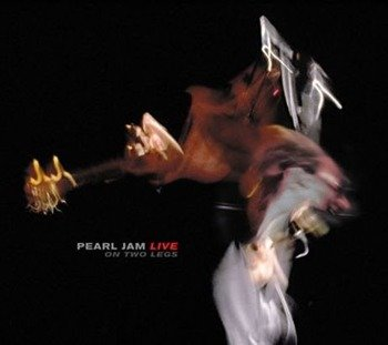 PEARL JAM: LIVE ON TWO LEGS (CD)