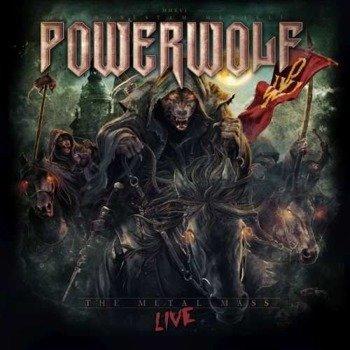 POWERWOLF: THE METAL MASS LIVE (CD) DIGIPACK