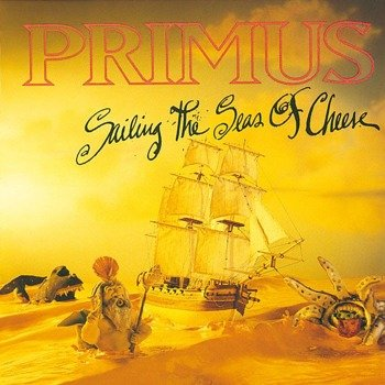 PRIMUS: SAILING THE SEA OF CHEESE (CD)