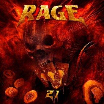 RAGE: 21 (CD)