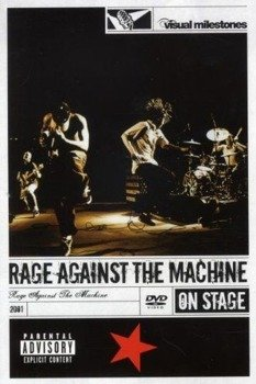 RAGE AGAINST THE MACHINE: RAGE AGAINST THE MACHINE (DVD)