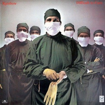 RAINBOW: DIFFICULT TO CURE (CD)