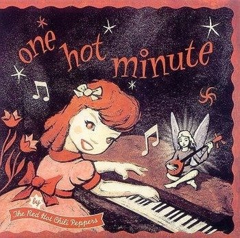 RED HOT CHILI PEPPERS: ONE HOT MINUTE (CD)