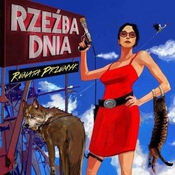 RENATA PRZEMYK - RZEŹBA DNIA (LP VINYL)