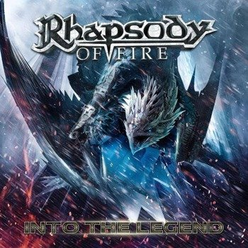 RHAPSODY OF FIRE: INTO THE LEGEND (CD)