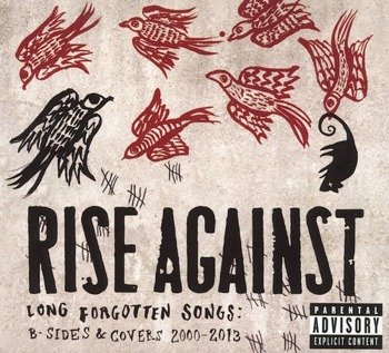 RISE AGAINST: LONG FORGOTTEN SONGS - BISIDES & COVERS (CD)