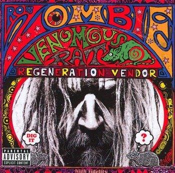 ROB ZOMBIE: REGENERATION VENDOR (CD)