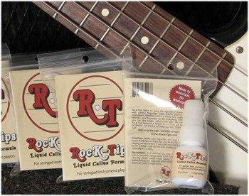ROCK TIPS - preparat do ochrony opuszków palców