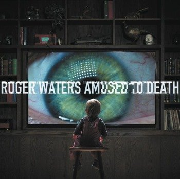 ROGER WATERS: AMUSED TO DEATH (CD) REMASTER