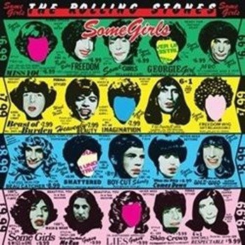 ROLLING STONES: SOME GIRLS (LP VINYL)