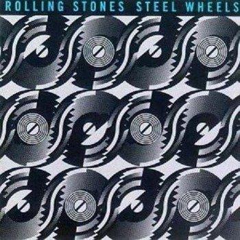 ROLLING STONES: STEEL WHEELS (CD) REMASTER
