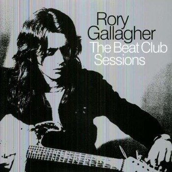 RORY GALLAGHER: THE BEAT CLUB SESSIONS (2LP VINYL)